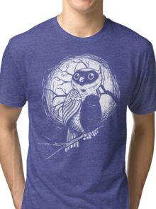 Hoot Hoot! Tri-blend T-Shirt