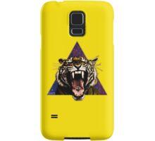 Tiger Triangle Samsung Galaxy Case/Skin