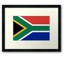 South Africa - Standard Framed Print