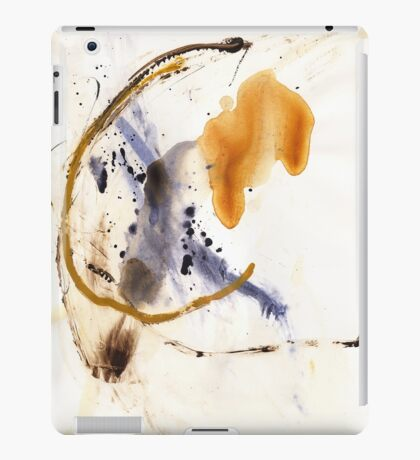 Oil and Water #126 iPad Case/Skin