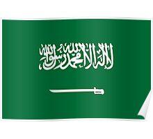 Saudi Arabia - Standard Poster