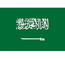 Saudi Arabia - Standard Photographic Print