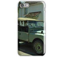 Dunster Landy  iPhone Case/Skin