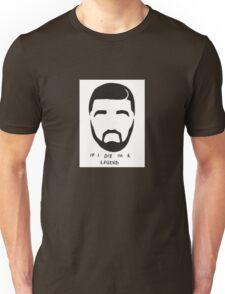 Drake Sticker Unisex T-Shirt