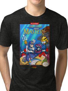 The Little Robot Master Tri-blend T-Shirt