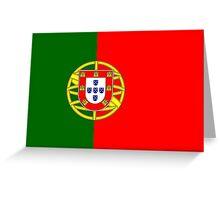 Portugal - Standard Greeting Card
