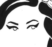 Amy Winehouse Sticker Sticker