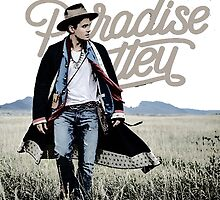 JOHN MAYER PARADISE VALLEY by herlin