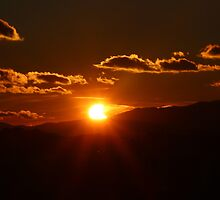 Partial Eclipse by virginian