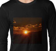 Partial Solar Eclipse Long Sleeve T-Shirt