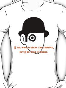 Do wrong. T-Shirt