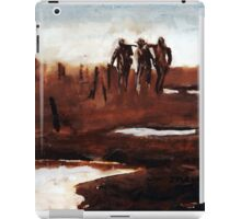 VICTORY IS A STATE OF MIND iPad Case/Skin