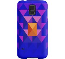 Pyramid Pattern 2 Samsung Galaxy Case/Skin