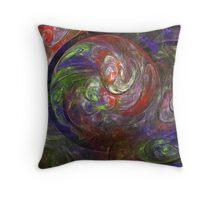 Spiritual Beauty Throw Pillow