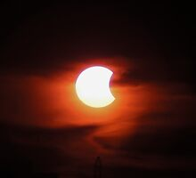Eclipse 10/23/2014 by paulboggs