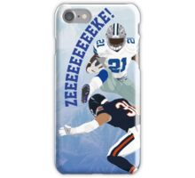 """ZEEEEKE"" hurdle Ezekiel Elliot case! 2.0 iPhone Case/Skin"
