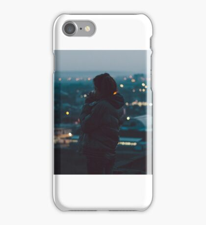 Lonely Girl iPhone Case/Skin