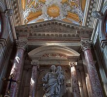 Italy. Venice. Madonna and Child. by vadim19