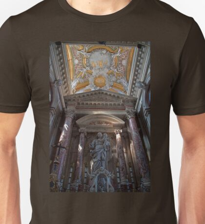 Italy. Venice. Madonna and Child. Unisex T-Shirt