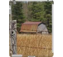 Blue Ridge Parkway iPad Case/Skin