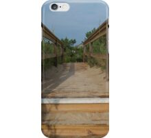 Sand Stained Bridge iPhone Case/Skin