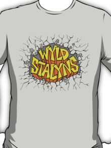 Bill and Ted - Wyld Stalyns - Logo T-Shirt