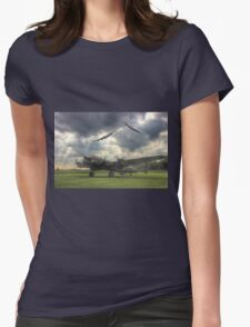 The Prince`s Break - The 3 Lancasters East Kirkby - HDR Womens Fitted T-Shirt
