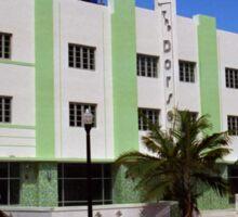 Miami Beach - Art Deco Sticker