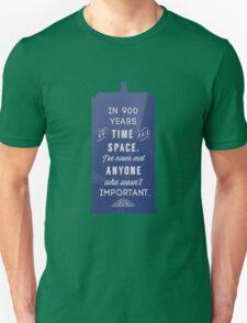 900 Years Unisex T-Shirt