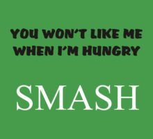 Incredible Hulk Quote and Smash by vxj154