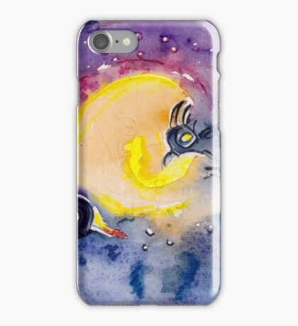 Mayu 4: The Lyre Bird and the Duck iPhone Case/Skin
