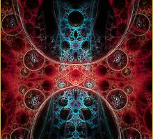 Biomechanica 1 (Best Viewed Full Screen) by christopher r peters