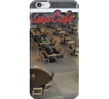 cosmo cafe iPhone Case/Skin