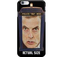 Doctor in a Box iPhone Case/Skin