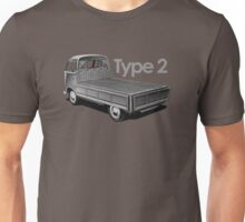 TYPE 2 - Kombi Unisex T-Shirt