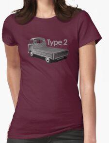 TYPE 2 - Kombi Womens Fitted T-Shirt