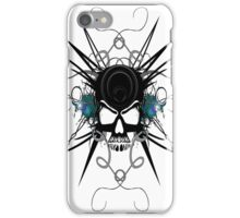 Wicked1Blue iPhone Case/Skin