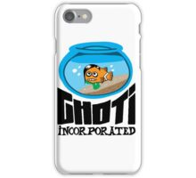 GHOTI INC LOGO iPhone Case/Skin