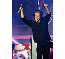 Harry Styles- tongue Photographic Print