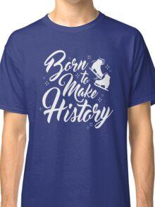 Born to Make History // Yuri on Ice Classic T-Shirt