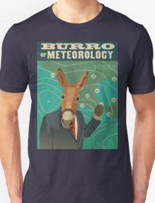 Burro of Meteorology Unisex T-Shirt