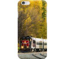 Pend Oreille Valley Area Railroad iPhone Case/Skin