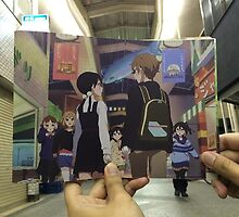 Kyoani's Real World Tamako Market  by 84k4r00n5