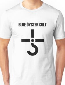 blue oyster cult Unisex T-Shirt