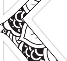 Kappa-mandala Sticker