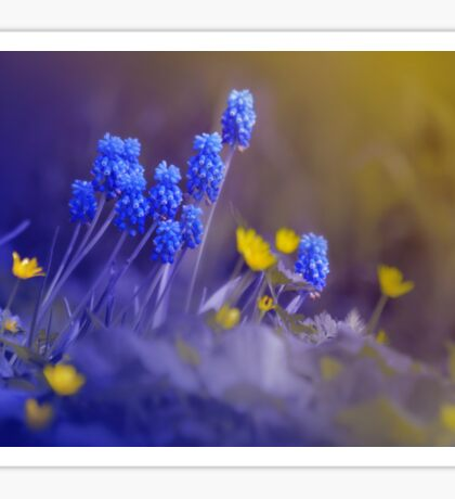 Spring in soul Sticker