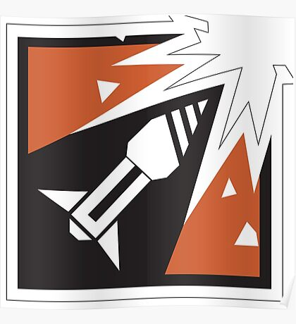 Ash Operator Logo Poster