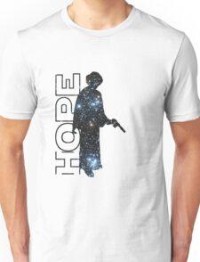 Princess Leia and Hope Unisex T-Shirt
