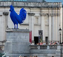 Hahn/Cock, Trafalgar Square, London by fotosic