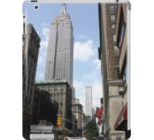 empire state of mind. iPad Case/Skin